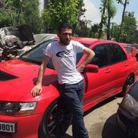 Photo taken at Omur Auto Subaru by sinan @. on 5/19/2014