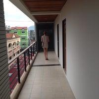 Photo taken at Baramee Resortel Phuket by Svetlana on 6/8/2014