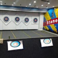 Photo taken at Stanley's Archery by Nakul S. on 1/10/2013