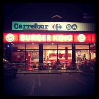 Photo taken at Burger King by Faik S. on 7/7/2013