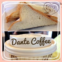 Photo taken at Dante Coffee by Erny W. on 8/11/2013