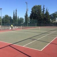 7/24/2017にAbbas S.がİTÜ Tenis Kortlarıで撮った写真