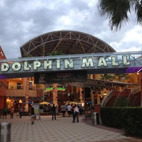 Photo taken at Dolphin Mall by Sandra on 3/25/2013
