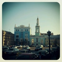 Снимок сделан в Контрактовая площадь пользователем @ngry U. 11/30/2012