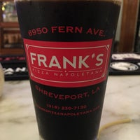 Photo taken at Frank's Pizza Napoletana by Brion U. on 11/7/2017