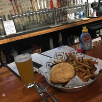 Photo taken at Charleston Beer Works by Brion U. on 9/30/2016