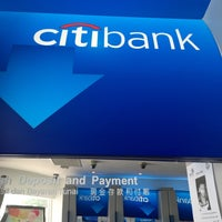 Photo taken at Citibank by Lim K. on 9/18/2016