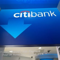 Photo taken at Citibank by Lim K. on 10/22/2016
