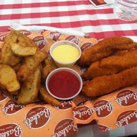 Photo taken at Baskets (Chicken Fingers) by Camila D. on 7/31/2013
