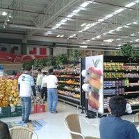 Photo taken at Supermercado y Drogueria Colsubsidio El Porvenir by Nobody N. on 7/13/2013