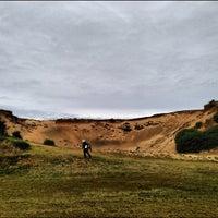 Photo taken at Bandon Dunes Golf Resort by Lane M. on 11/23/2012
