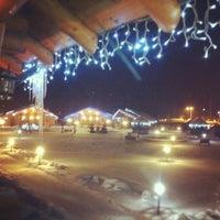 Das Foto wurde bei Петровский Бровар von Slava Yacobchuk am 12/21/2012 aufgenommen