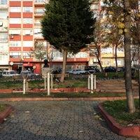 Photo taken at 19 Mayıs Parkı by Recep K. on 12/11/2012
