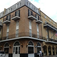 Photo taken at Chateau LeMoyne - French Quarter, A Holiday Inn Hotel by TT on 3/20/2013