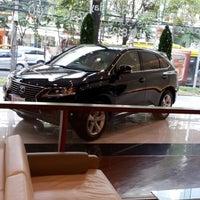 Photo taken at Mitsui Bussan Automotive (Lexus Sukhumvit) by aoodmorning ^. on 6/1/2013