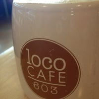 Photo taken at Loco Cafe by Dawn marie L. on 2/1/2013