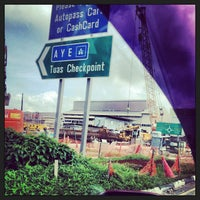 Photo taken at Tuas Checkpoint (Second Link) by Syasya T. on 3/17/2013