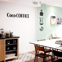 9/27/2016 tarihinde Coco COFFICE Coworking Caféziyaretçi tarafından Coco COFFICE Coworking Café'de çekilen fotoğraf
