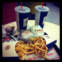 Photo taken at Burger King by John F. on 6/3/2012