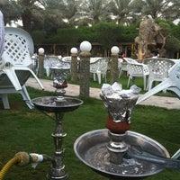 Photo taken at Alwan Hookah Bar by Firas B. on 4/25/2013