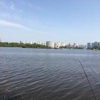 Photo taken at Остров Великий by Petr K. on 5/2/2017