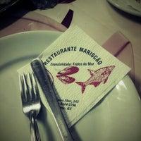 Photo taken at Restaurante Mariscão by Rafael d. on 1/23/2013