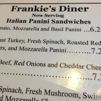 Photo taken at Frankie's Diner by Deneisha G. on 7/18/2013