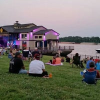 Photo taken at Jeffersonville Riverstage by Stacey H. on 6/18/2016