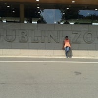 Photo taken at Dublin Zoo by Silvia Anahi on 7/13/2013