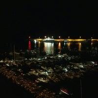 Photo taken at Porto di Otranto by Simona B. on 8/26/2017