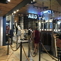 Photo taken at AEO & Aerie Store by Carolina R. on 7/15/2016