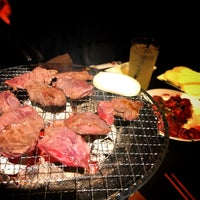 Photo taken at 炭火焼肉炭蔵 by papy on 11/3/2017