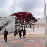 Photo taken at Makuhari Messe by asashin_jp on 10/25/2012