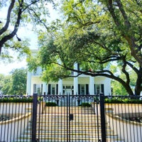 Photo taken at Texas Governor's Mansion by Dennis J. on 6/5/2016