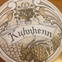 Photo taken at Kuhnhenn Brewing Co. by Henry on 7/16/2013