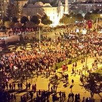 10/29/2013 tarihinde Serkan mineziyaretçi tarafından Fatih Sultan Mehmet Bulvarı'de çekilen fotoğraf