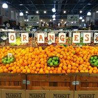 Photo taken at Market District Supermarket by Keisha G. on 2/10/2013