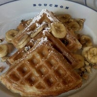 Photo taken at Bouchon Bistro by Melissa R. on 2/27/2013