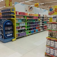 Photo taken at Carrefour by Cyntia K. on 3/17/2013
