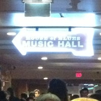 Photo taken at House Of Blues by Kelly on 2/2/2013