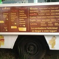 Photo taken at Raspachos Parques del Bosque by Thalía O. on 6/20/2013