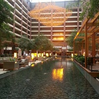 Photo taken at Hilton Anatole by Val M. on 10/28/2012