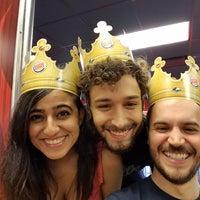 Photo taken at Burger King by Tom W. on 8/19/2016
