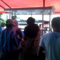 Photo taken at Gerobak Nasi Wak by dimas on 12/26/2012
