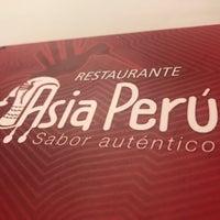 Das Foto wurde bei Asia Peru von Sergio B. am 10/5/2017 aufgenommen