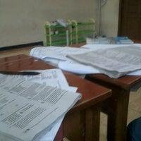 Photo taken at SMA Negeri 15 Surabaya by Anisa Dian Larasati on 2/20/2013
