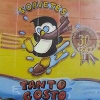 Photo taken at Sete Ondas Sorveteria & Pizzaria by Henrique S. on 3/8/2014