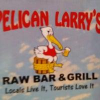 Photo taken at Pelican Larry's Raw Bar & Grill -  Davis Blvd by Joe M. on 10/5/2014