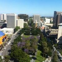 Photo taken at San Jose Marriott by Aaron L. on 5/18/2013