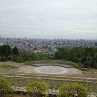 Photo taken at Asahiyama Kinen Park by Yuki A. on 6/3/2013